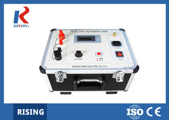 1μΩ Switchgear Testing Equipment  RSZRC-200A 150A and 200A Test Current